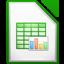 LibreOffice - Calc icon