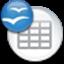 Apache OpenOffice Calc icon
