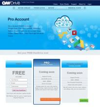 Homepage 2013 (Currently in Beta)