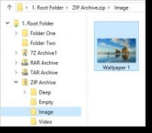 Browse Archive Files