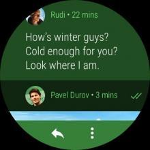 Telegram Android Wear #2