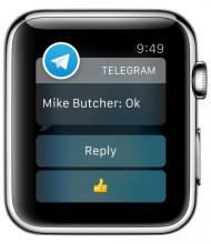 Telegram Apple Watch #2