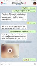 Telegram iOS #2